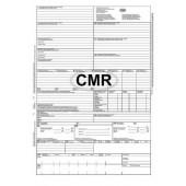 Бланки CMR (Международная товарно-транспортная накладная), 6 л., безномерные