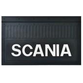 Брызговик Scania 600х350 мм (комплект)
