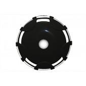 Колпак колеса задний R-22,5 (пластик-черный)