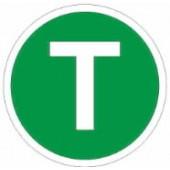 Наклейка грузовая T
