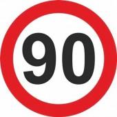 Знак грузовой 90