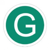 Наклейка грузовая G