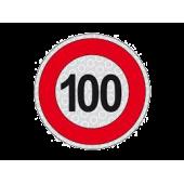 Знак грузовой 100