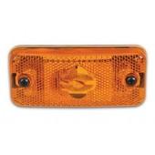 Фонарь габаритный желтый RVI Premium, DAF 95XF 621268