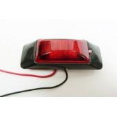 Указатель габаритов красный 119990 на лампочках