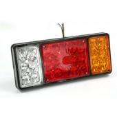 Фонарь задний LED л/п с кабелем