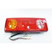 Фонарь задний LED левый с кабелем универсальный AT18216