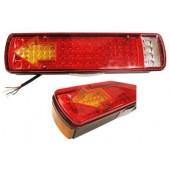 Фонарь задний LED лев. с кабелем с указ.пов. стрелка AT18964