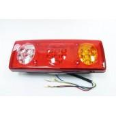 Фонарь задний LED R с кабелем универсальный AT18217