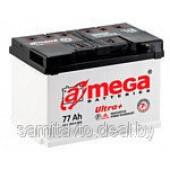 Автомобильный аккумулятор A-mega Ultra плюс 77 А/ч
