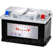 Автомобильный аккумулятор AUTOPART Galaxy, 75 А/ч