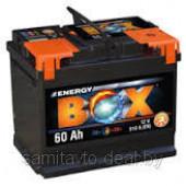 Автомобильный аккумулятор Energy BOX 60 А/ч