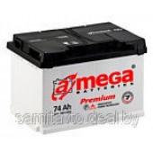 Автомобильный аккумулятор A-mega Premium 55 А/ч