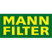 Фильтр масляный MANN-FILTER HU947/1x на Mercedes-Benz, Truck