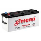 """Автомобильный аккумулятор """"A-mega Premium"""" 140 А/ч"""