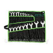 Набор ключей комбинированных в сумке 22 предмета